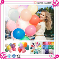 china high quality promotion advertising decoration giant latex balloons, round shaped latex balloons