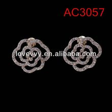 customized wholesale rose patterns eardrop