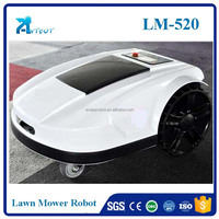 Remote control robot lawn mower used grass cutter
