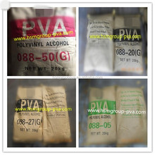 Polyvinyl alcohol and pva for raw material used in paint industry
