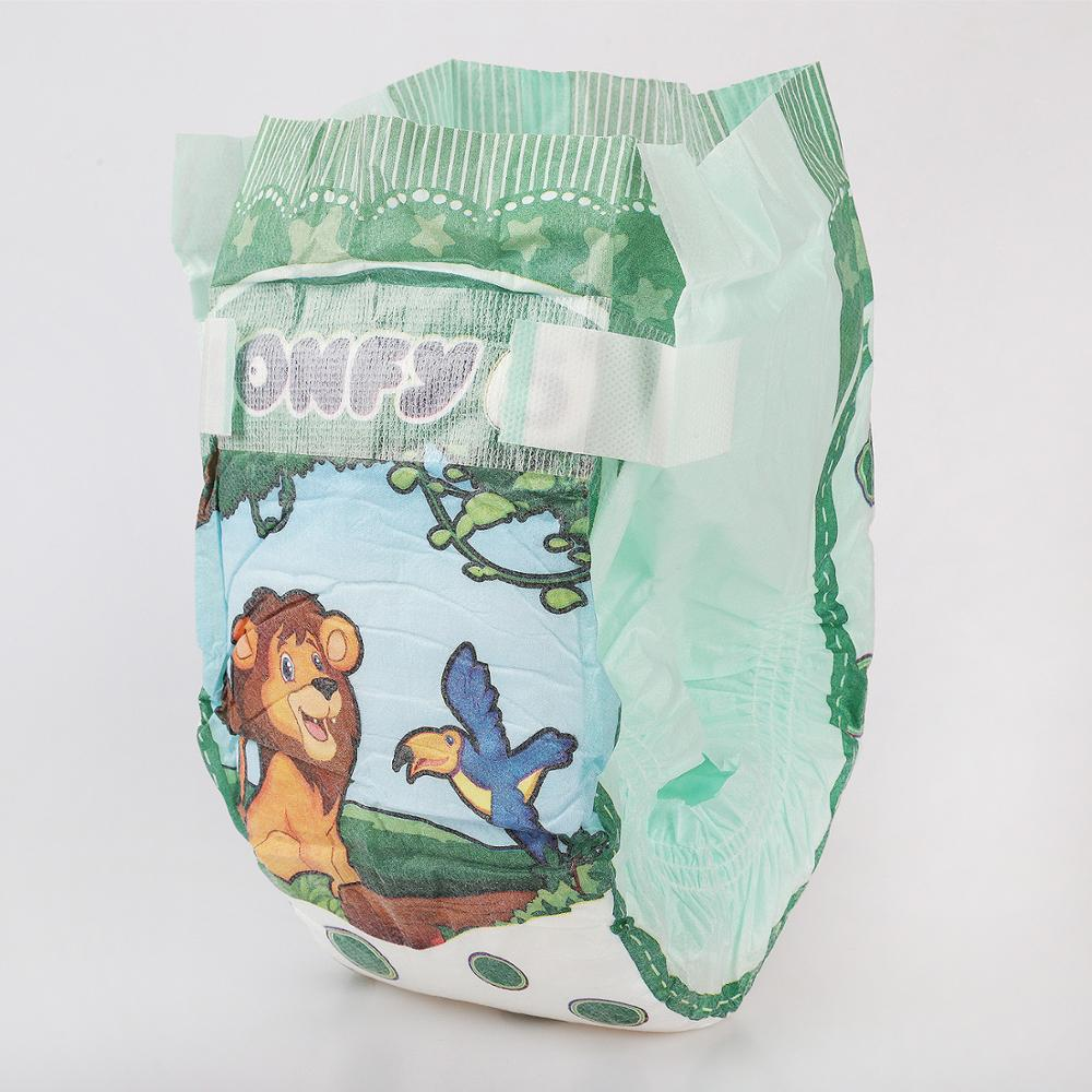 Softness disposable baby diaper for children wholesale
