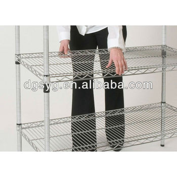 Adjustable Chrome Wire Shelf-11 Years Professional Manufacturer