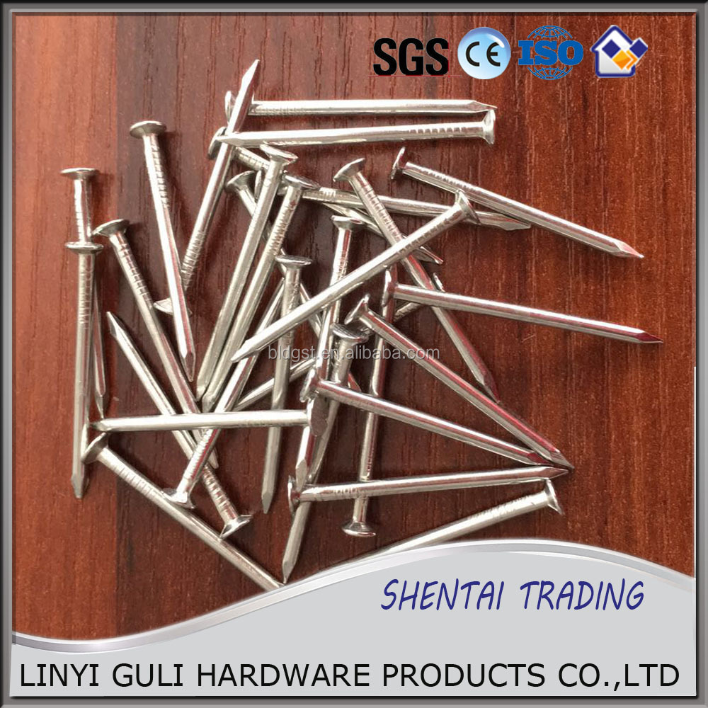 Guangzhou 118 Canton fair common iron wire nails