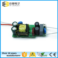 5w 6w 7w 8w 9w 300mA CC constant current LED driver with high pf for led panel light