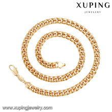 41127-Fashion name brand jewelry accessories infinity necklace for teenagers