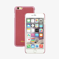 Saffiano Leather Case Cover For Iphone