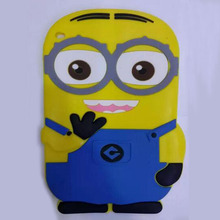 Despicable me 2 minion tablet case for ipad mini 2 3 4 air 2