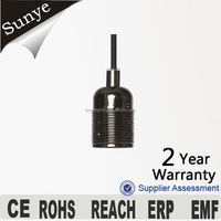 CE, VDE,SAA, RoHS, E27 Light Socket ,Bulb holder,self-lock gu24 to e27 lamp adapter