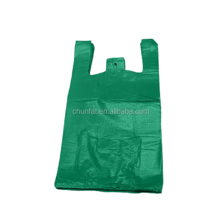 OEM design cheap plastic folding shopping bags wholesale