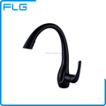 Competitive Price Eco-Friendly Black Kitchen Faucet Wall Mounted