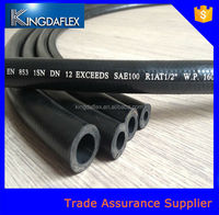 Smooth Cover One Wire Braided Fuel Dispenser Hose