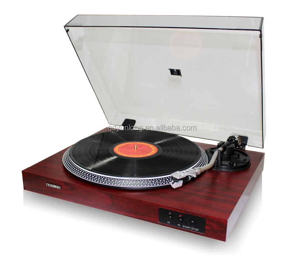 New Simple 2 Speed Turntable With Lift-Lever