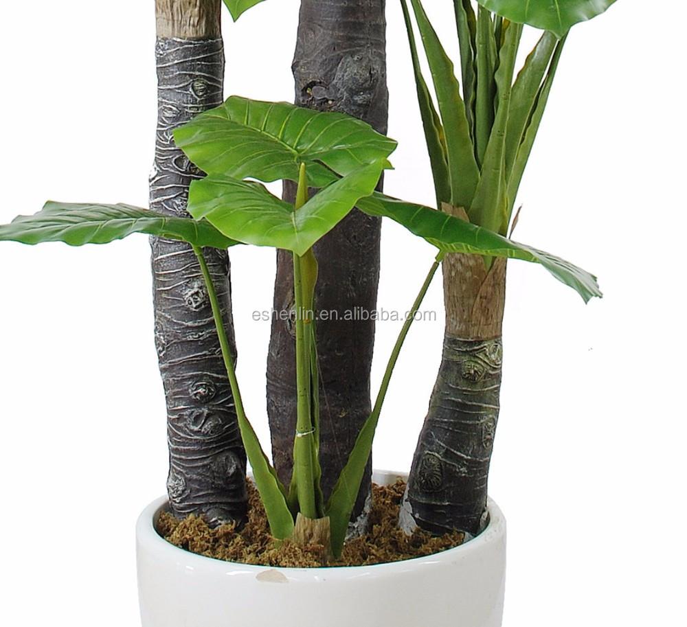 indoor outdoor fake artificial scindapsus floor plants for office ...