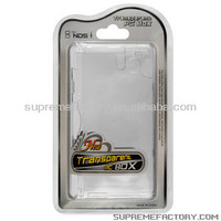 For NDSi Clear Crystal Protective Case