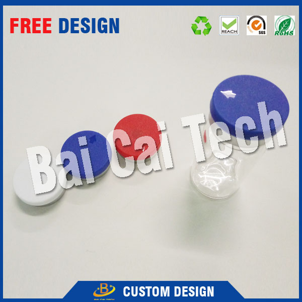 High quality hot selling customized 1ml 2ml 3ml 5ml 10ml vial flip off caps and rubber stopper