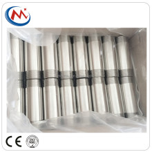 304/316 SCH40 NPT stainless steel beveled end nipples double male thread pipe fittings