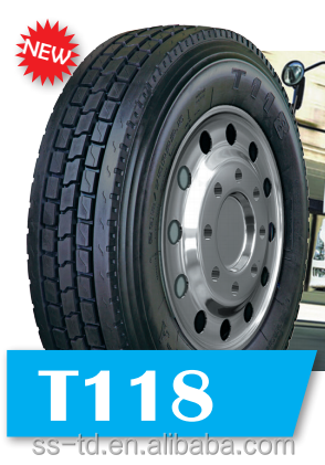 New Radial Truck tyres Reifen Pneus Neumaticos LLantas Made in China on sale tayar lori 295/75r22.5