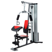 Fitness Training Adjustable Seat Steel Body Fit Home Gym Machines