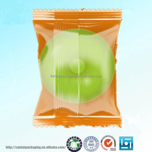 Plastic custom printing pouch potato banana chips snack food packaging