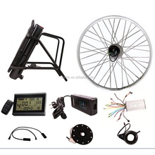 Full ebike kit electric hub motor kit controller electric bicycle engine kit europe