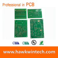 Cell Phone Circuit Board Multi-Layer 4Layers PCB BGA Printed Circuit Board