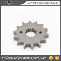 steel standard motorcycle chain sprocket used for motorcycle parts suzuki