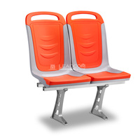 Leadcom light weight plastic bus seating for sale Civic series GJ06