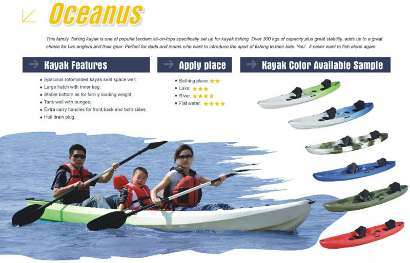 3 person plastic family rowing boat fishing kayak buy 3 for 3 person fishing boat