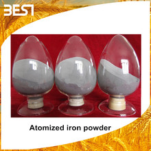Best10W iron ore chile atomized fe powder