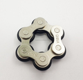 New Bike Chain Roller Chain Fidget Toy Stress Reducer - Perfect For ADD, ADHD, Anxiety, and Autism