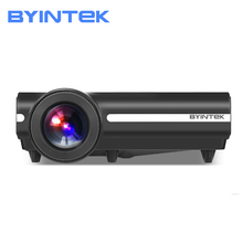 BYINTEK Latest Cheap Home Theater LED <strong>Projector</strong> for Mobile Phone