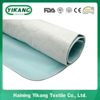 Washable adult incontinence underpad/bed pad for hospital