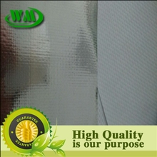 High quality and low price polypropylene insulation material/aluminum foil woven fabric for building