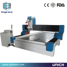 China JINAN manufacturer cnc 3d stone engraving machine