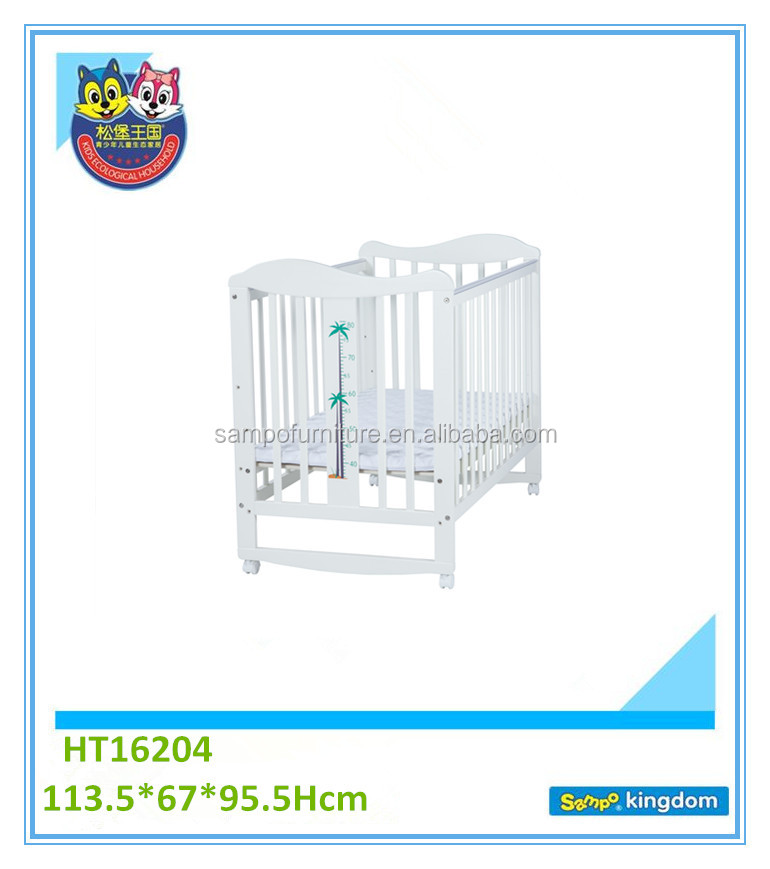 nursery furniture sets wooden baby crib bed