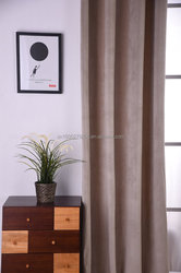 classical design soundproof window curtain