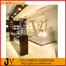 Jewelry display furniture design and manuafacture for retail store