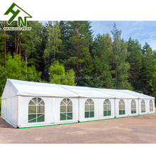 15x30 Steel Structure Temporary OEM Two Car Garage Warehouse Tent For Sale