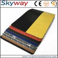 Factory Price Wide Ribbed Runner Rubber