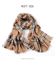 women winter wear WGFT026 for women acrylic scarf fashion scarves supplier alibaba china