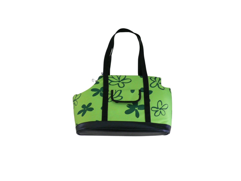 Foldable Pet carrier outdoor pet bag Canvas Dog carrier