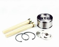 Water jet parts PISTON ASSEMBLY INCLUDES 2 CERAMIC PLUNGERS, 2 USED FOR FLOW,KMT,OMAX,JET,AND SO ON