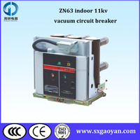 3 Phases 11kv Indoor Circuit Breaker Parts of Vacuum Circuit Breaker