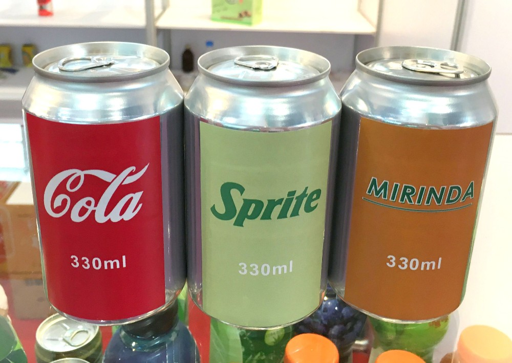 Cheap Price Popular Drinks Cola, Sprite, Fanta, Mirinda 330ml