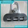 Aluminum alloy suspension clamp