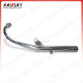 HAISSKY motorcycle parts spare Muffler-exhaust pipe for any motocycles