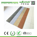 Anti-UV mixed color wood plastic composite deck floor