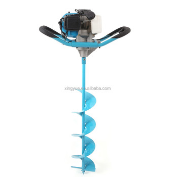 43CC 2-stroke garden tools /hole digger/gasoline earth auger