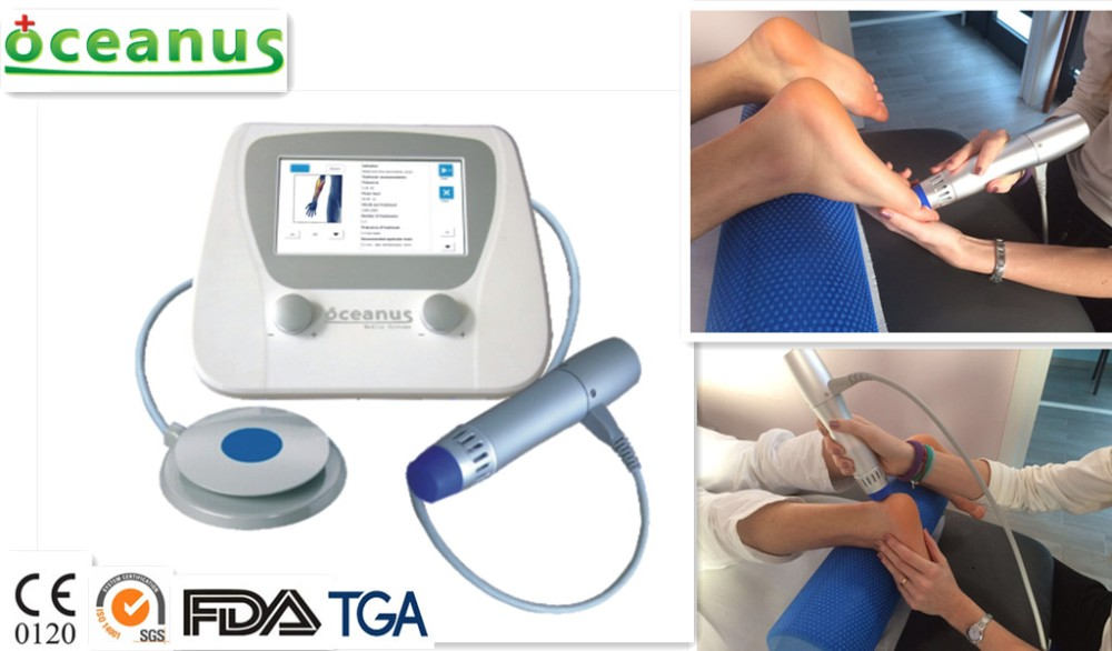 shockwave therapy machine for back pain/Electromagnetic Shockwave Equipment/ physiotherapy shockwave