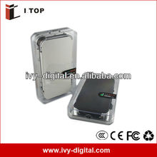 hot selling external power case for Samsung galaxy note2,N7100,4000 mAh